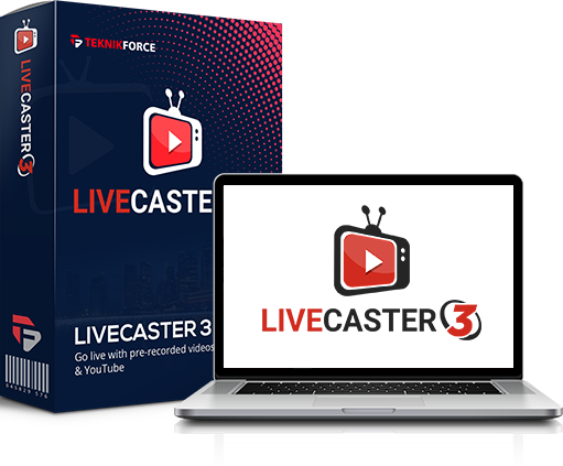 LiveCaster 3 YouTuber Tools