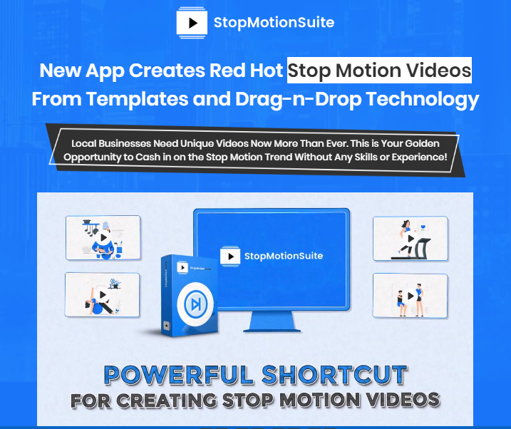 StopMotionSuite Stop Motion Video Creation Software
